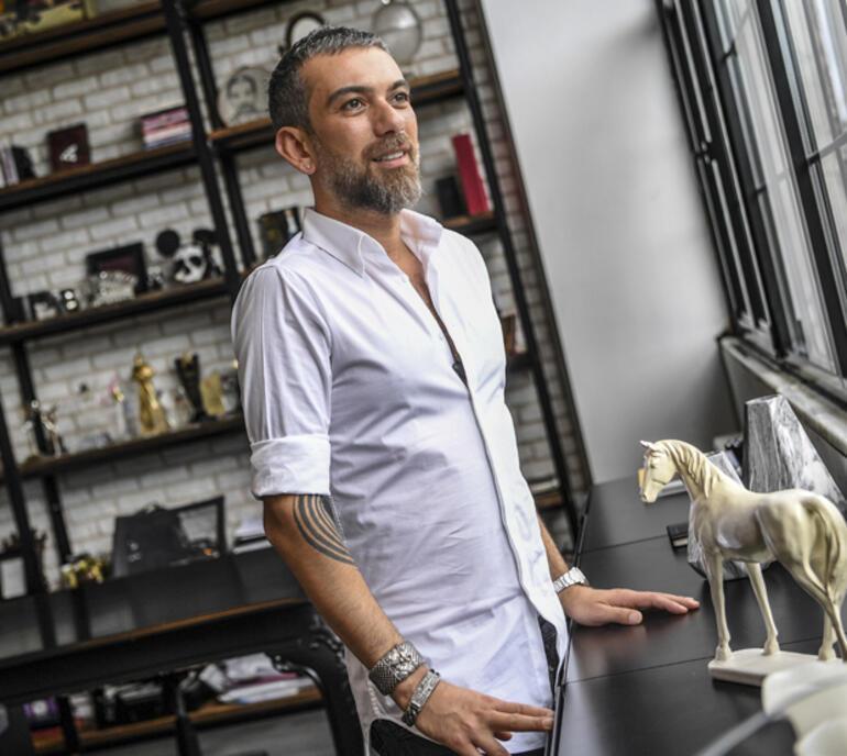 Zengin koca, Türkiye'de modacı olmak için en büyük diploma