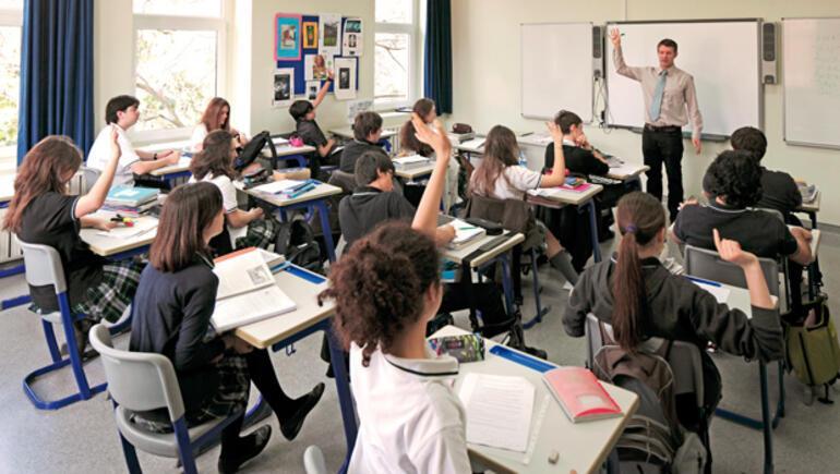 ERG'nin beklenen eğitim raporu açıklandı: İlkokulda okullaşma oranı düştü