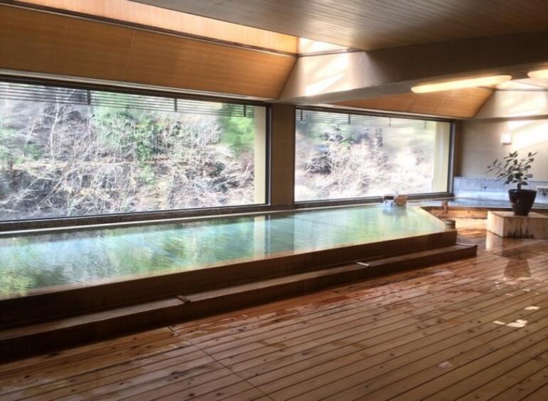 1311 yıldır açık olan ilginç otel (Japonya)