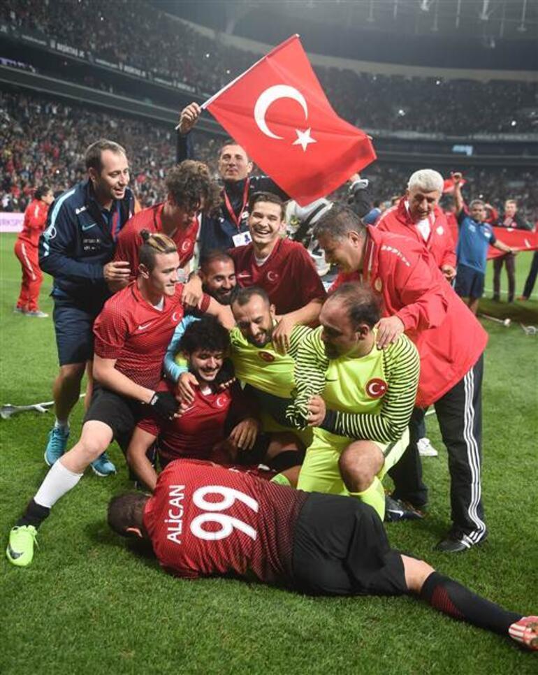 İngiliz basını böyle yazdı: Osman Çakmak...