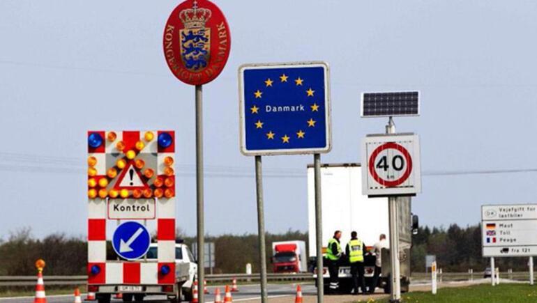 Almanya sınır kontrollerini 6 ay uzattı