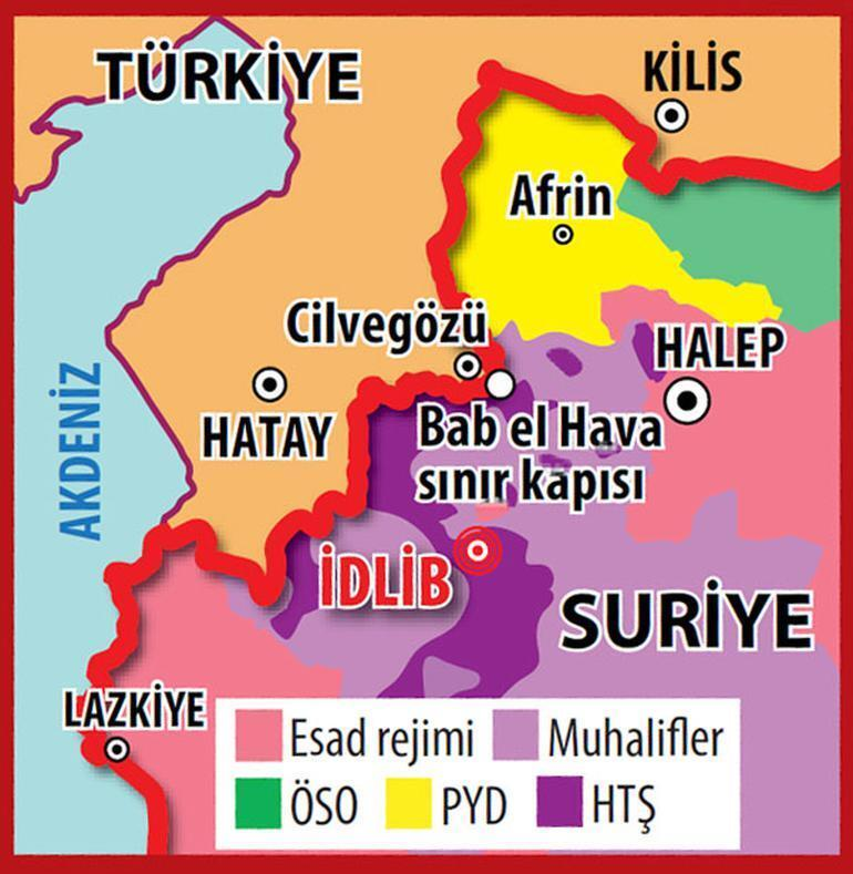 Son dakika: Türk askeri İdlibde... Özel Kuvvetler, Komando girdi...