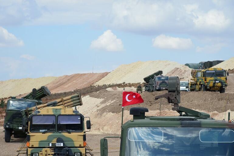 Son dakika... İdlibden ilk fotoğraf TSK paylaştı