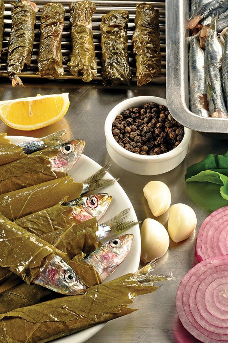 Yerli malzemeden gelen lezzet Cibalikapı Balıkçısı