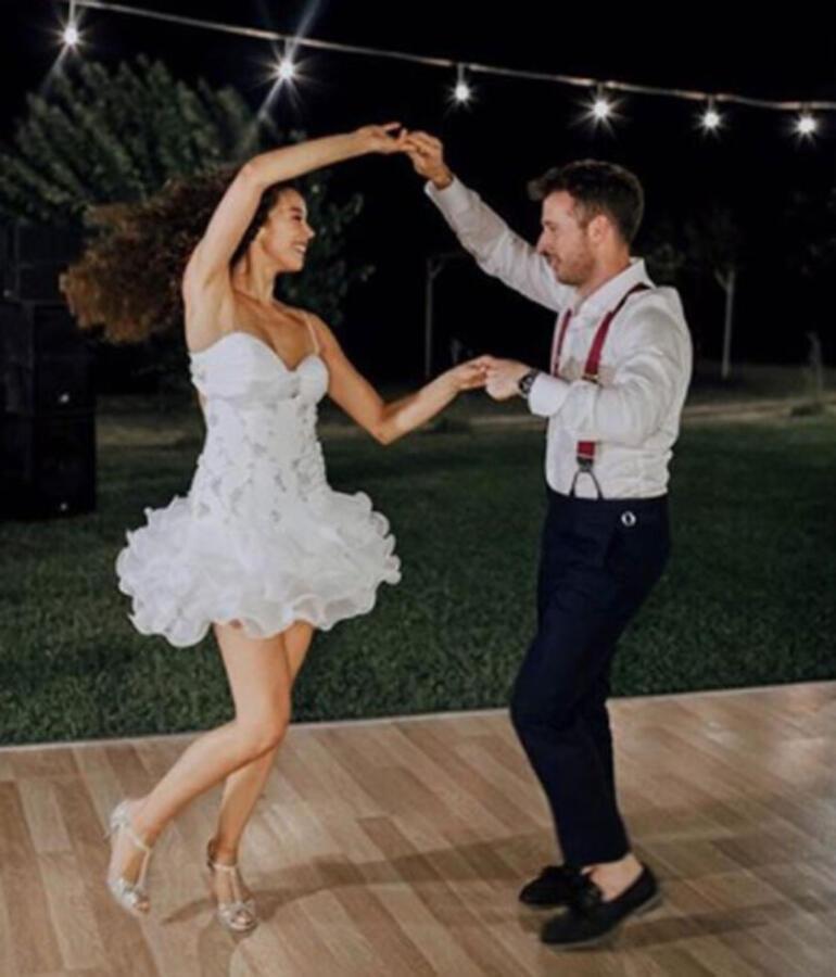 Yok böyle dans Azra Akın ile Atakan Koruya tam not...