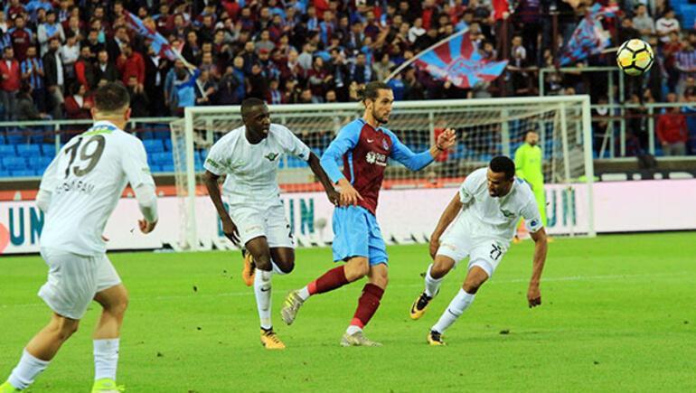 Akhisardan Trabzonspora tarihi fark Ersun Yanaldan ilk açıklama