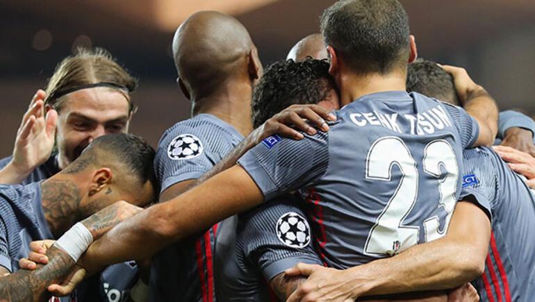 Avrupa Beşiktaşın kanatlarının altında Monacoyu da devirdi...