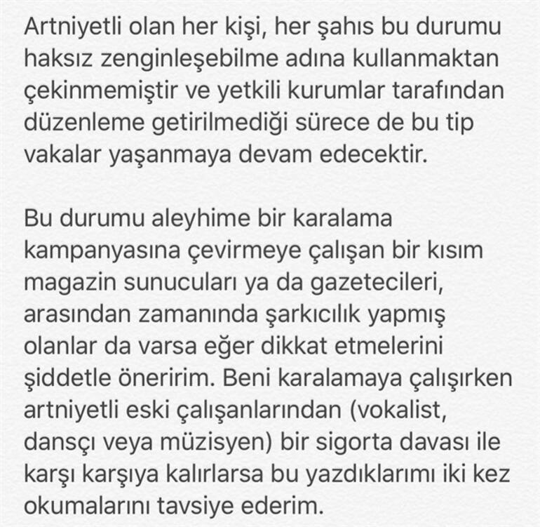 Murat Boz ilk kez konuştu
