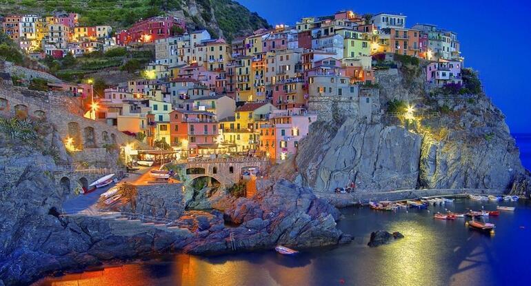 Yamaçların üzerinde bir kasaba: Amalfi 56
