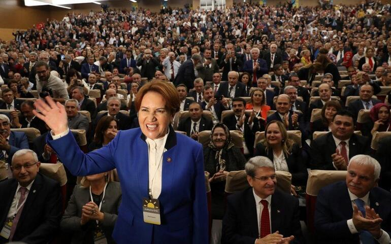 Meral Akşenerin partisi İYİnin açılımı belli oldu...