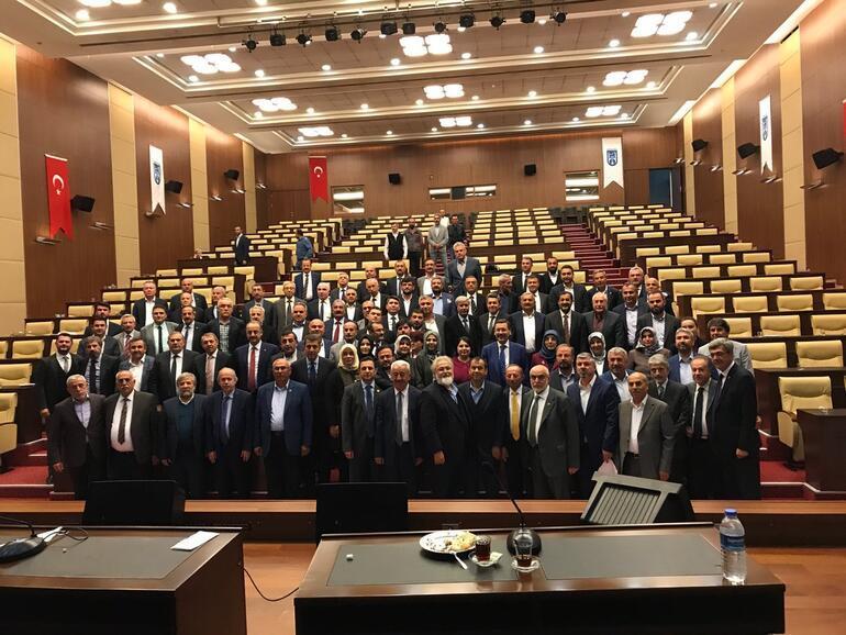 Gökçek AK Partililer ile vedalaştı... Cumhurbaşkanı Erdoğana bu mesajı gönderdi