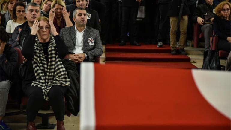 Tanburi Necdet Yaşar için cenaze töreni düzenlendi