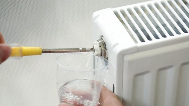 Peteklerin havası nasıl alınır Kombi petek temizleme işlemi