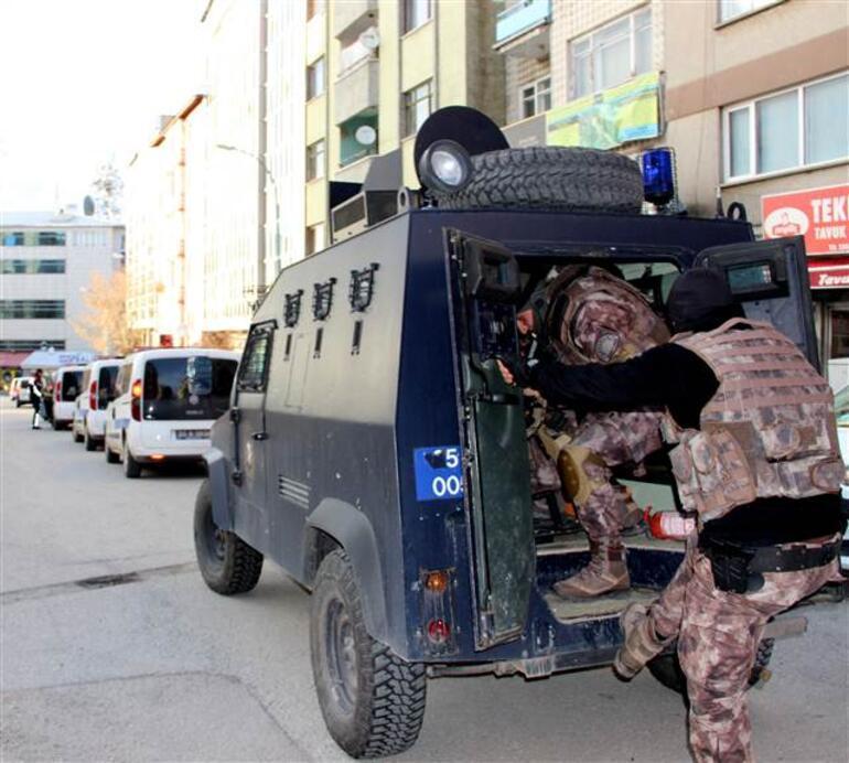 Düğmeye basıldı, peş peşe DEAŞ operasyonu Üst düzey sorumlular da yakalandı