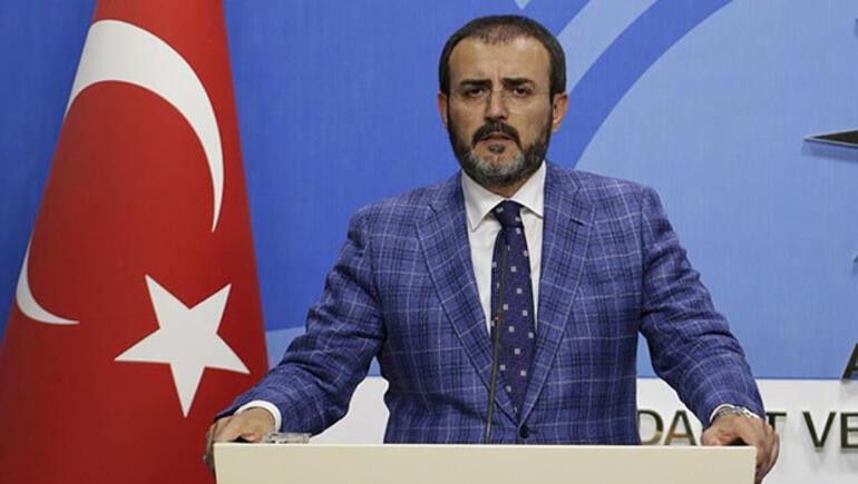 AK Parti Sözcüsü Ünaldan Gökçek açıklaması