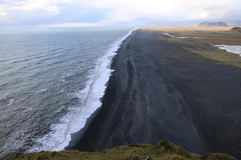 Kuzey Işıkları altında bir ada ülkesi: İzlanda
