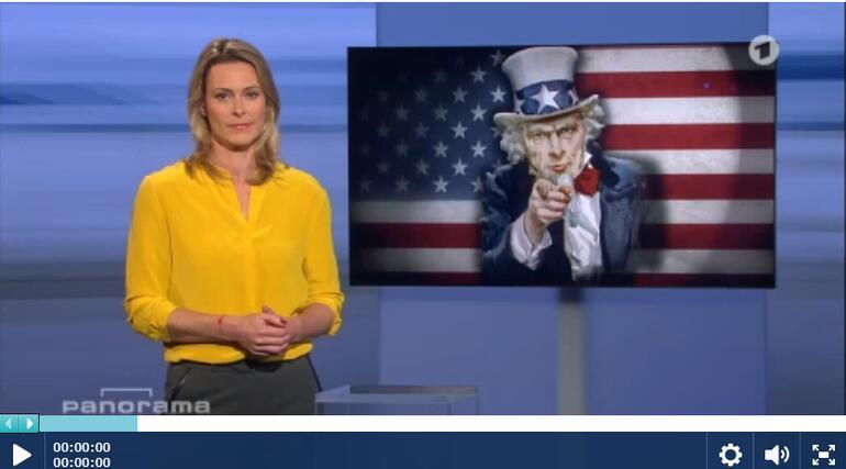 Alman kanalından çok çarpıcı PKK-ABD işbirliği yayını