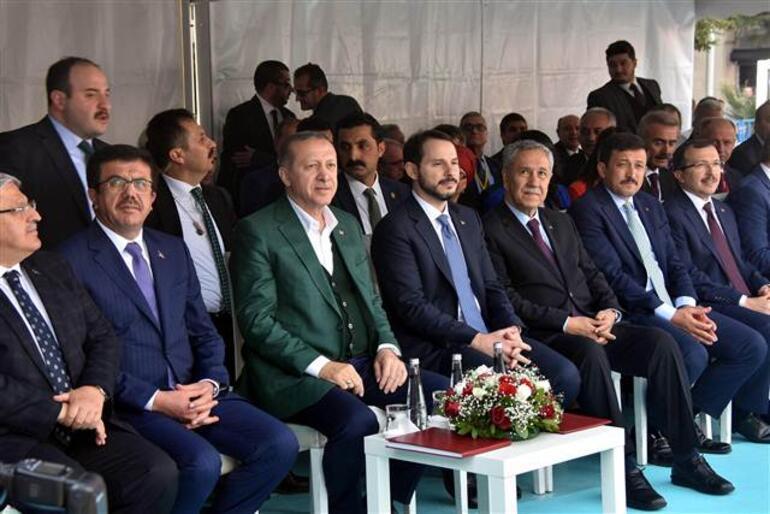 Erdoğan: Aldığım bilgilere baktığımızda çok daha farklı müjdeler de gelecek