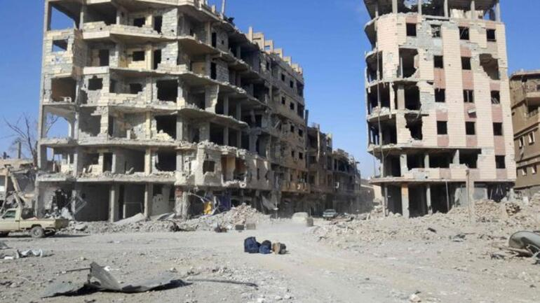 DEAŞın Irak ve Suriyedeki son toprakları: Fırat Vilayeti