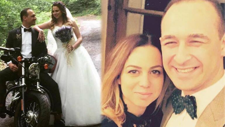 6 ay önce evlenmişlerdi... Feci kaza