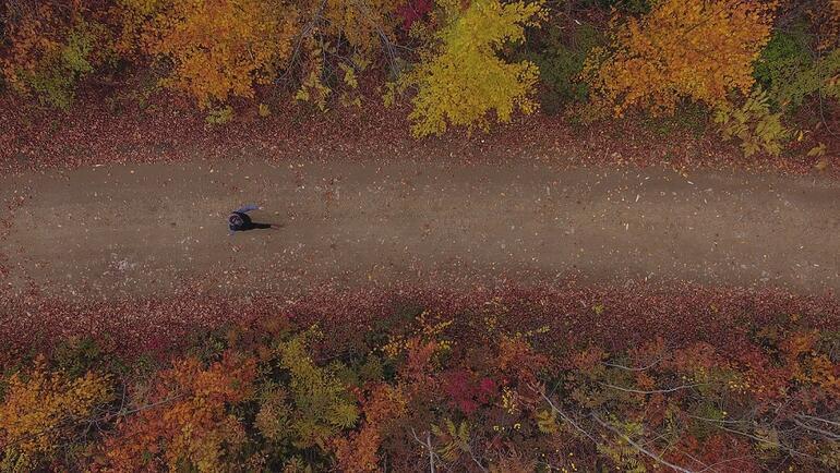 Kastamonuda sonbahar güzelliği