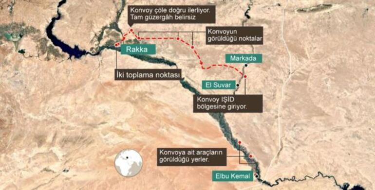 Flaş gelişme DEAŞ ve PKK arasında kirli anlaşma ortaya çıktı...