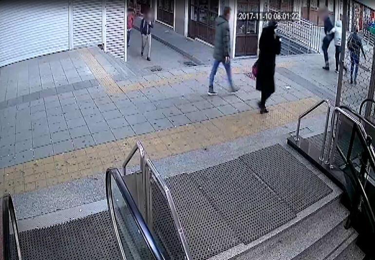 İranlı turist neye uğradığını şaşırdı