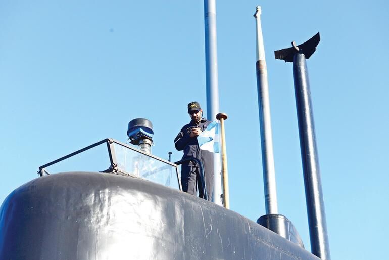 Kayıp denizaltıya ne oldu