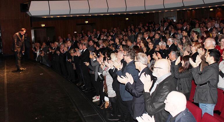 Duisburg Müzik Ödülü Fazıl Say'a verildi