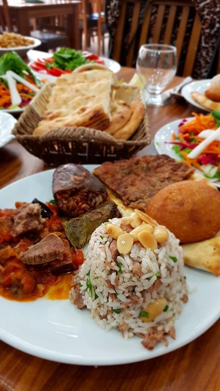Mardin lezzet durakları