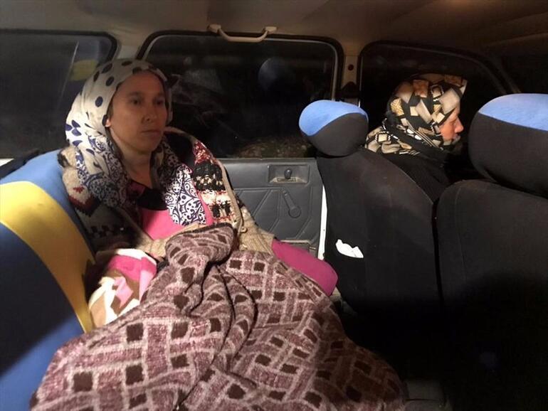 Muğladaki deprem bir mahalleyi evsiz bıraktı