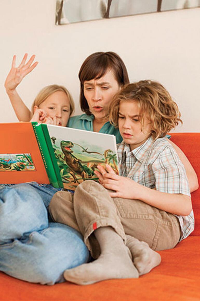 Çocuklar hangi kitapları okumayı sever