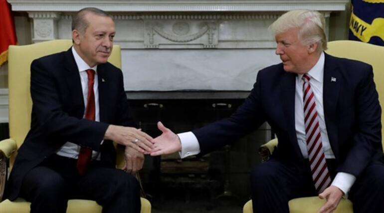 Trumptan peş peşe Erdoğan tweetleri... Görüşme gerçekleşti