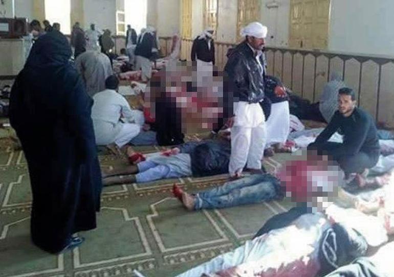 Son dakika... Mısır saldırısında korkunç detay