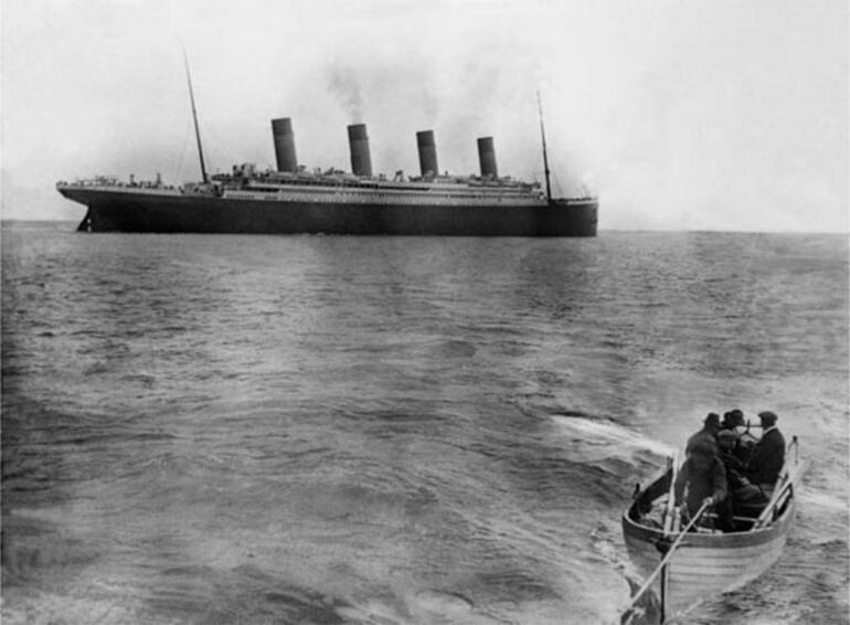 Titanic faciasının hiç görmediğiniz 5 fotoğrafı