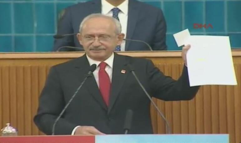 Son dakika... Kılıçdaroğlundan hodri meydan diyen Erdoğana cevap
