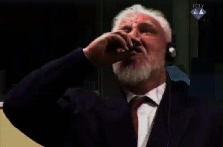 Son dakika... İşkenceci general duruşma sırasında zehir içti