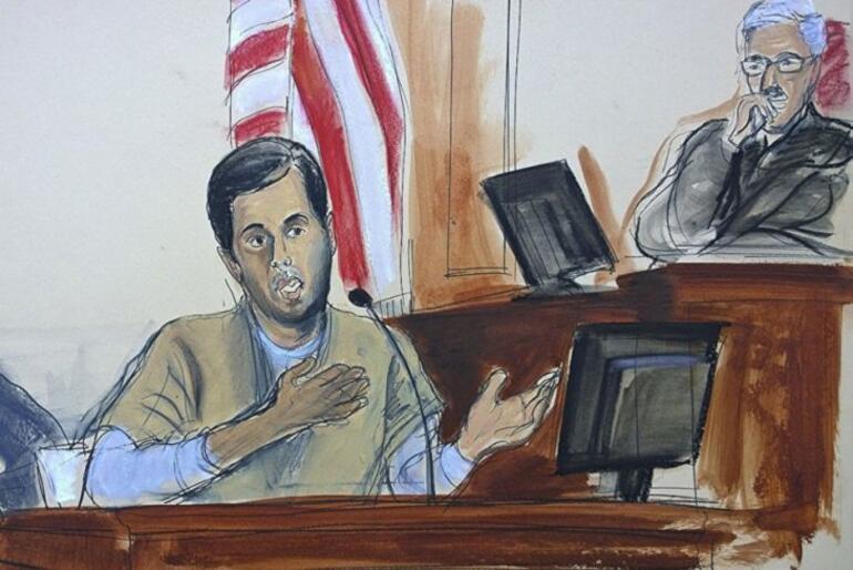 Son dakika Reza Zarrab mahkum elbisesi giymedi... Duruşmada çeviri sıkıntısı
