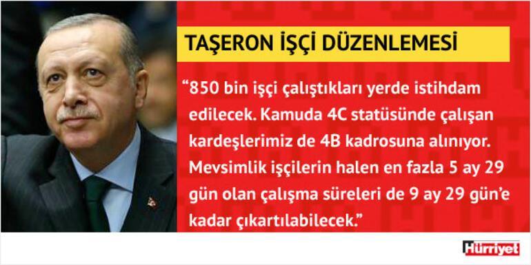 Erdoğan: Amerika'nın bize karşı bir planı olduğu artık iyice anlaşılıyor