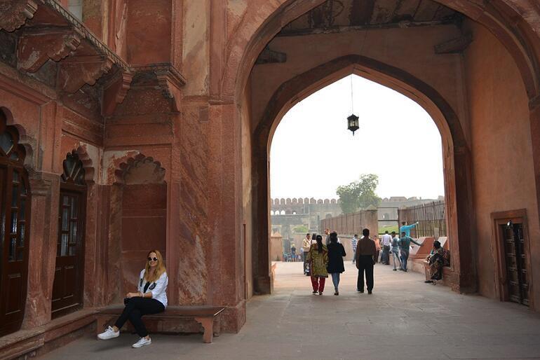 Aşk için dikilmiş en güzel anıt: Tac Mahal