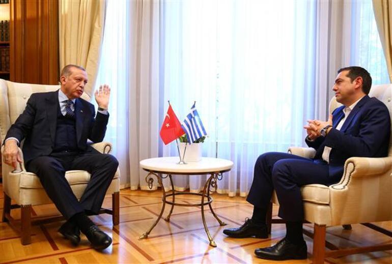 Son dakika... Erdoğandan bu kez Çiprasa canlı yayında Lozan cevabı