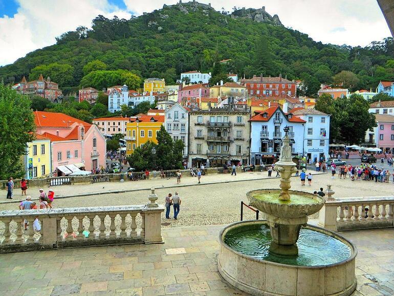 Ortaçağ'da hiking: Sintra 46