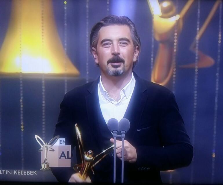 44. Pantene Altın Kelebek Ödüllerini kimler kazandı İşte kazananlar listesi