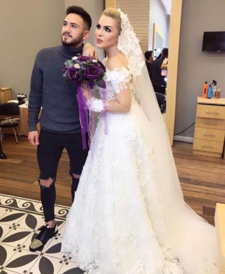 Selin Ciğerci gelinlik giydi... Ne zaman evleniyor