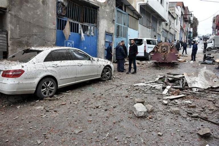 İstanbulda bomba gibi patladı... Savaş alanına döndü
