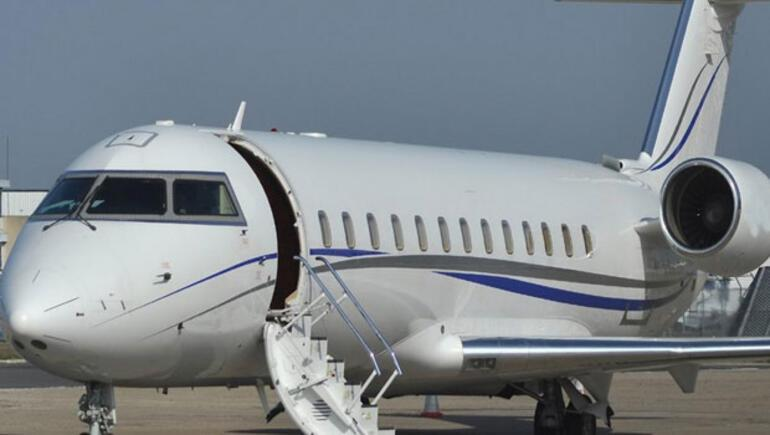 Acuna 9 milyon euroluk yeni jet