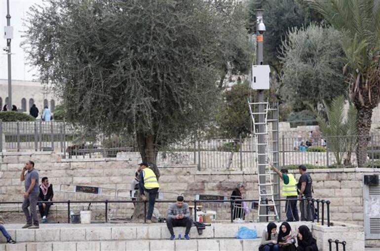İsrailin casus gözleri