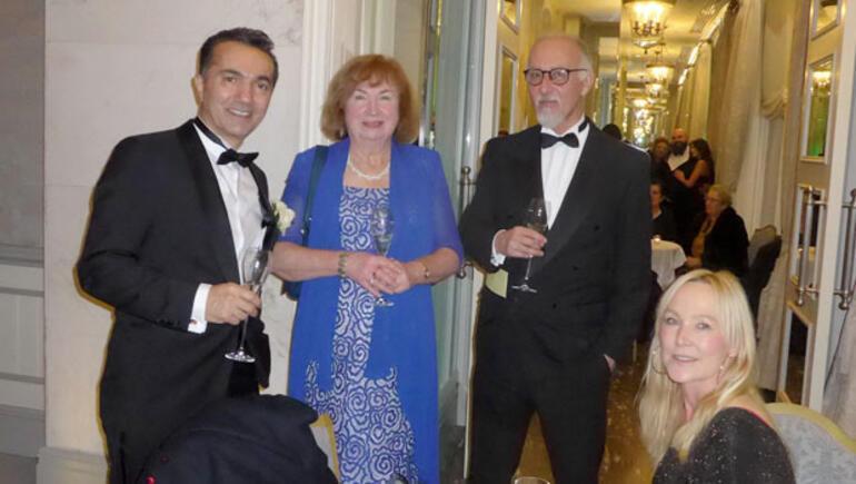 Londra Türk toplumu düğünde buluştu