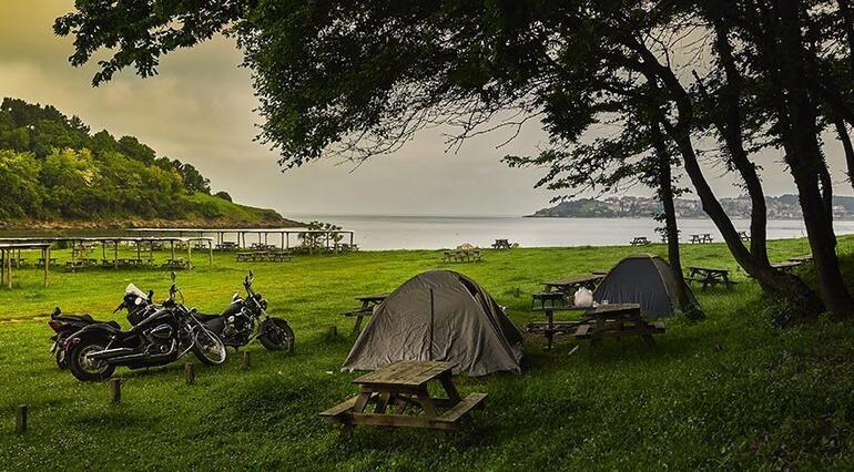 Yurt içinde motosikletle gezilecek en güzel yerler