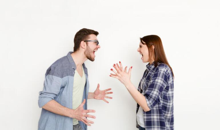 Agresif eşle başa çıkmanın 5 yolu